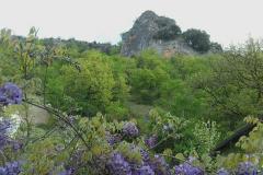 Falaise de Saint Géry