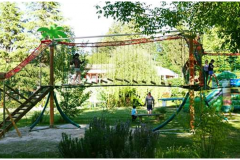 Cross Park accrobranche