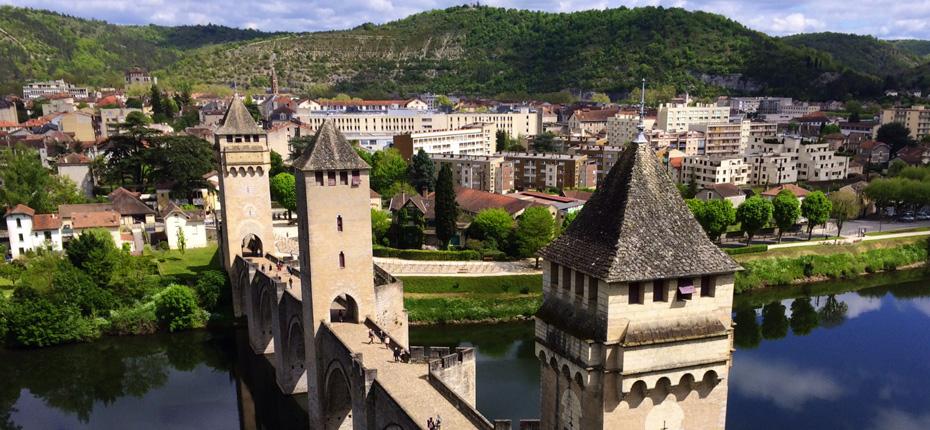 Le Pont Valentré - Copyright Lot Tourisme