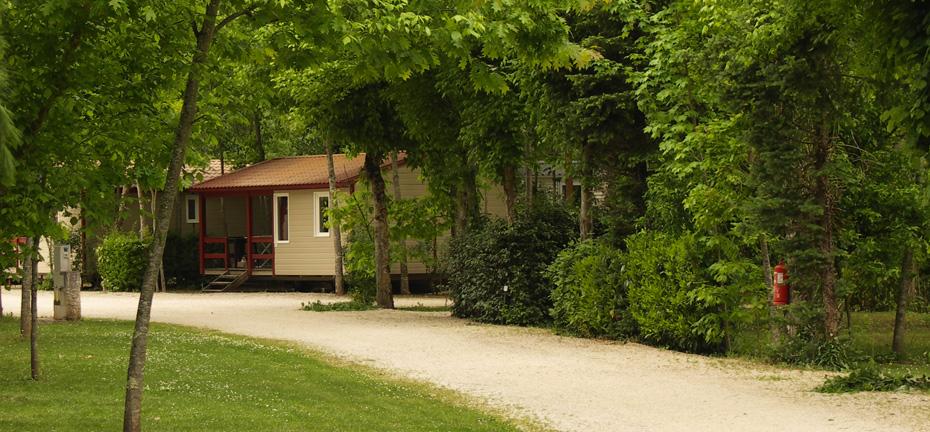 Chalet 2 chambres pour 6 personnes