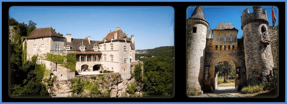 Château de Cénevière - Office de tourisme