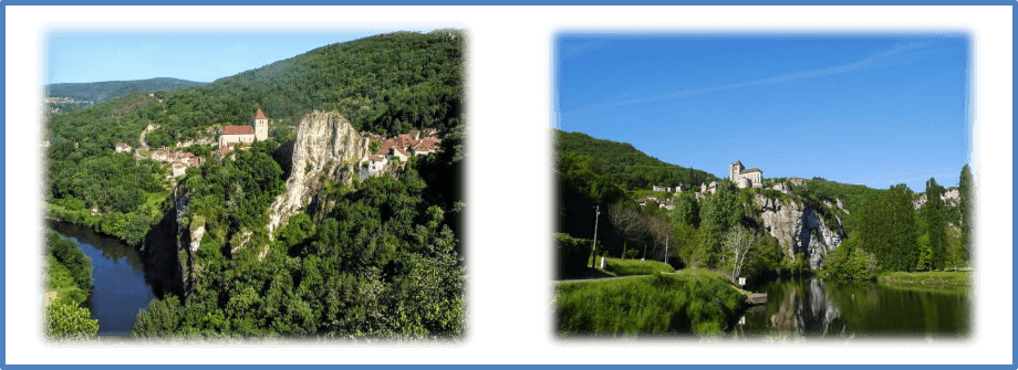 Saint Cirq Lapopie - Office de Tourisme