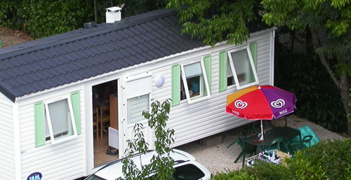 Mobil-home IRM