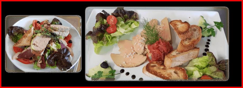 Autour du foie gras