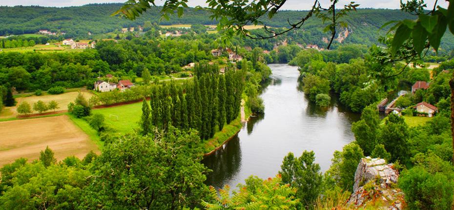 Saint Cirq Lapopie - Copyright Lot Tourisme
