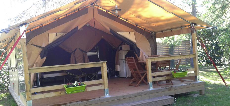 Tente Lodge Victoria